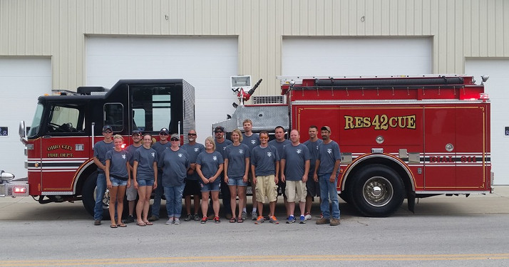 Ohio City Fire Department